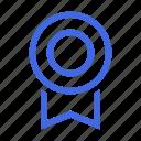 award, medal, rating, reward icon