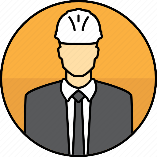 Avatar, construction, hard hat, man, manager, mining icon - Download on Iconfinder