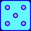 casino, cube, dice, gamble, gambling, game, misc