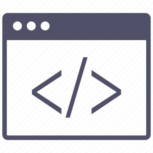 Code, program, script icon - Download on Iconfinder
