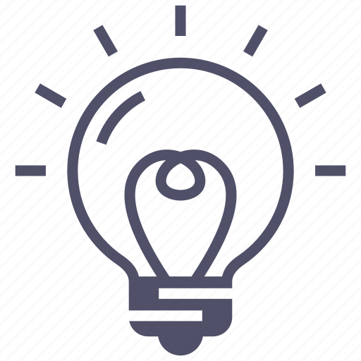 Bulb, light, creativity, idea, innovation icon - Download on Iconfinder