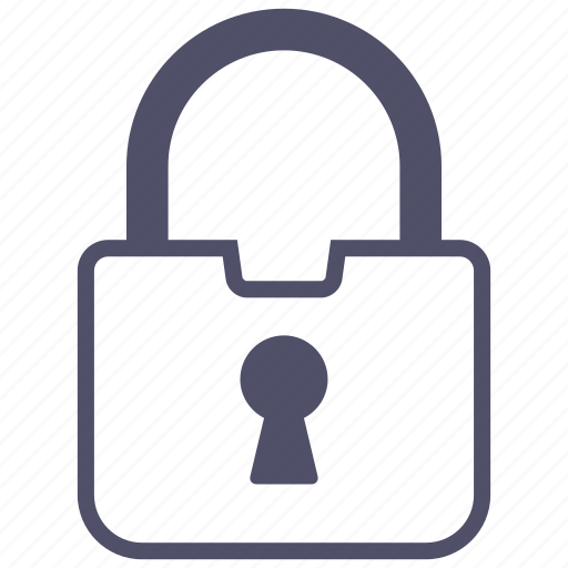 Lock, padlock, security icon - Download on Iconfinder