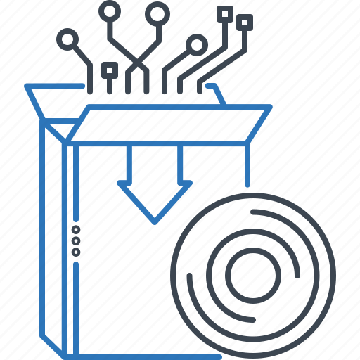 application, programming, software, technology icon