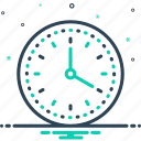 clock, countdown, keeper, time, timepiece, timer, wristwatch icon