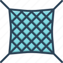 catch, fishery, grid, mesh, net, protection, trap icon