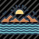 marine, nautical, ocean, oceanic, saltwater, sea, seawater