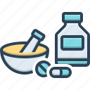 drugstore, healing, medical, medication, pill, remedy, treatment icon