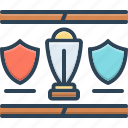 eventual, final, last, match, ultimate, versus, vs icon