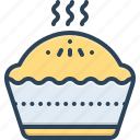 baked, cupcake, donut, food, muffins, pastry, pie icon