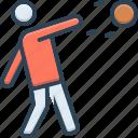 action, championship, discus throw, player, shot put, sport, throw