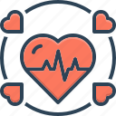 alive, beat, cardio, cardiogram, ecg, healthy, heartbeat