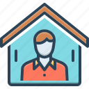 buildings, homes, property, protect, residences, resort, shelter