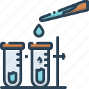calibrate, check, check up, experiment, laboratory, test, testing icon