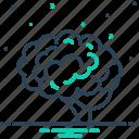 brain, cerebrum, head, human, memory, neurology, psychology