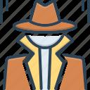 investigator, investigaor, detective, inquisitor, explorer, seeker, searcher