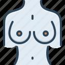 nipple, puberty, boobs, woman, external body part, breast, chest