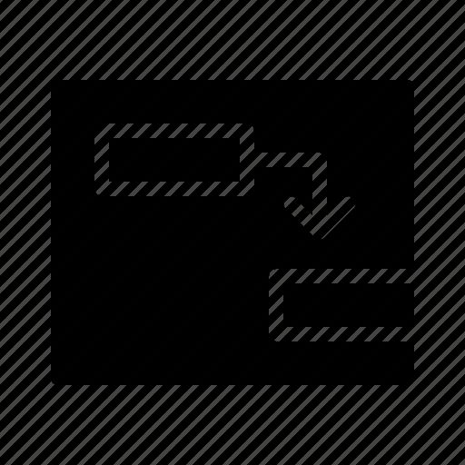 chart, gant, gantt, proejcet, view, workflow icon