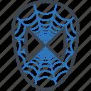 man, mask, spider, toy icon
