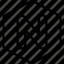 app, logo, nginx, technology icon