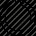 app, logo, notch, technology icon