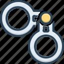 crime, handcuff, criminal, delinquency, suspect, arrest, chain