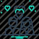 romantic, couple, heart, emotion, dating, relationship, romance