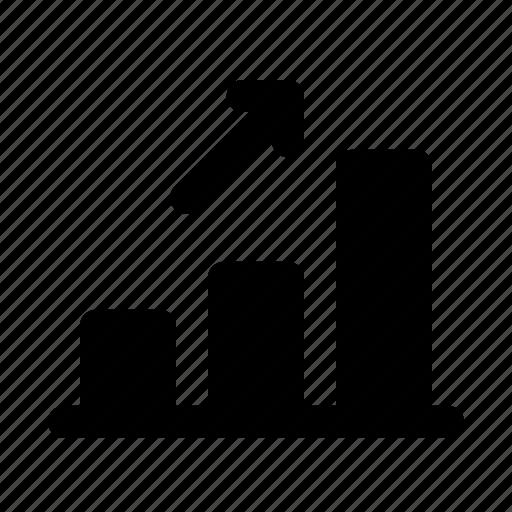 chart profit profitability sale icon