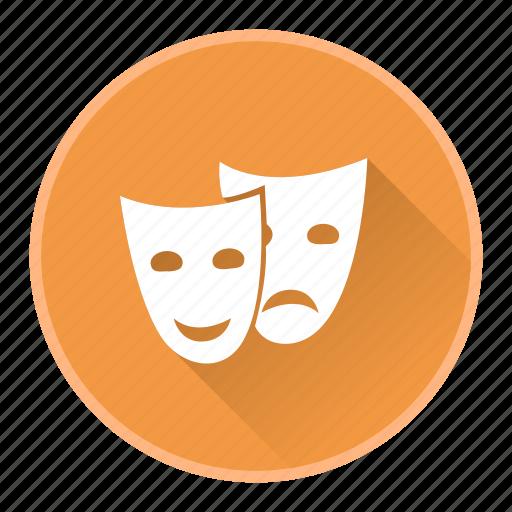 entertainment, media, movie, play, social icon