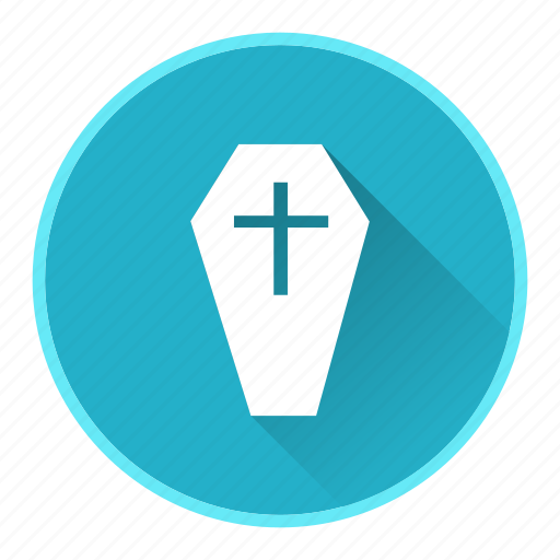 cross, dead, death, funeral icon