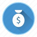 bag, bank, coin, ecommerce, money, online, shop icon