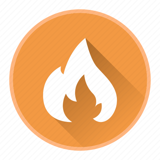 adventure, camping, fire, trip icon