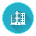 building, construction, estate, property icon