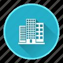 building, construction, estate, property icon