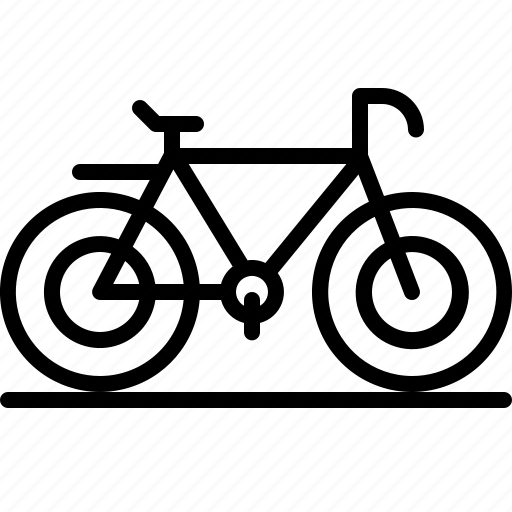 bicycle, cycle, ride, travel, wheel icon