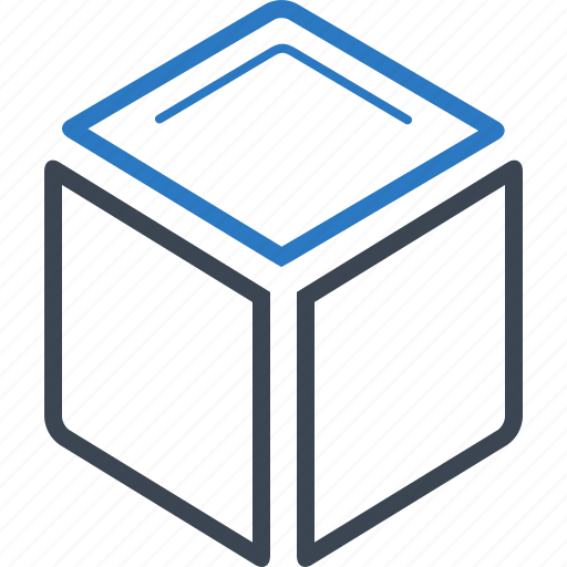 Box, cube icon - Download on Iconfinder on Iconfinder