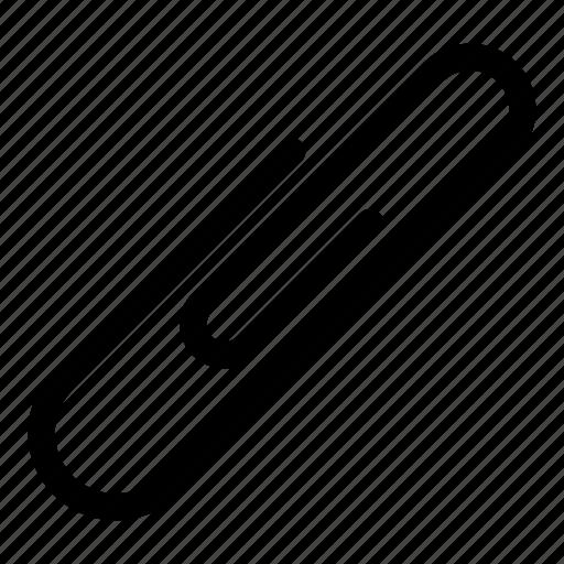 attachment, clip, document, file, file clip, paper, paper clip icon