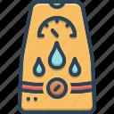 air dryer, conditioner, dehumidification, dehumidifiers, humidity, ventilation icon