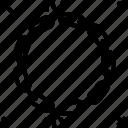 chain, connect, detachment, link icon