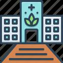 ambulatory, dispensaries, dispensary, drugstore, pharmacy icon