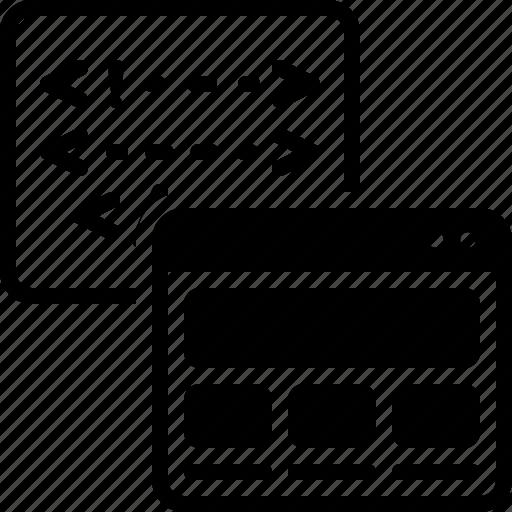 backend, code, development icon