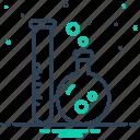 experiment, lab, laboratory, medical, patholology, pharmaceutical, research icon
