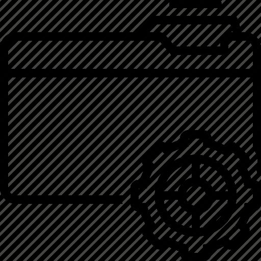 data, file, folder, organisation, provision, setup icon