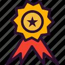 achievement, award, miscellaneous, reputation icon
