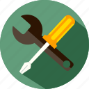 control, equipment, options, preferences, repair, settings, tools icon