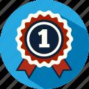 achievement, award, badge, certificate, favorite, winner icon