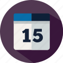 calendar, day, deadline, month, optimization, time icon