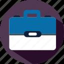 bag, business, case, journey, suitcase, travel icon