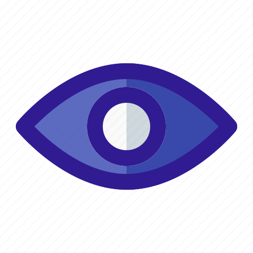 background, business, eye, view, vision icon