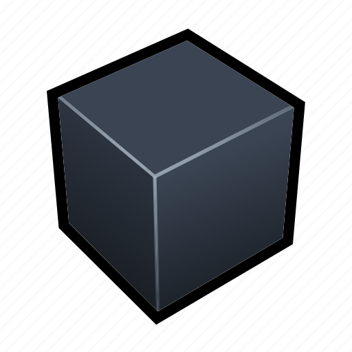 brick, cube, tile icon