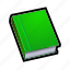 book, learn, read, student, teacher, tutorial, write icon
